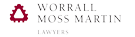Worrall Moss Martin Lawyers Logo in footer