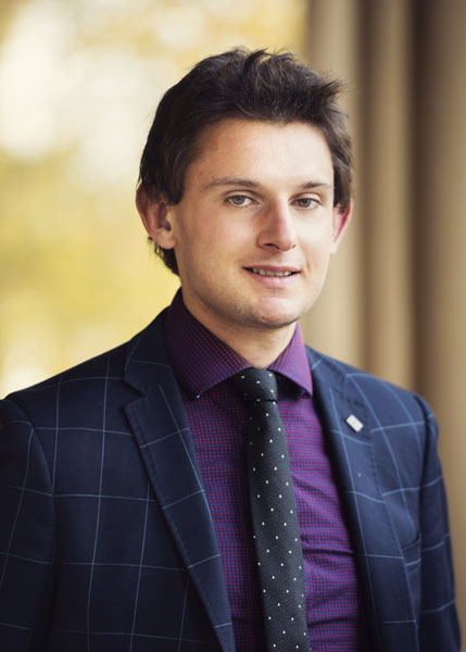 , David Bailey – Senior Associate